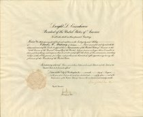 Image of 1966.273.016 - Certificate