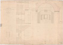 Image of 2013.049.119 - Drawing, Architectural