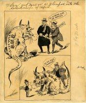 Image of 1958.054.003 - Cartoon
