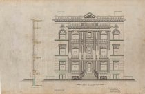 Image of 1981.021.052 - Drawing, Architectural