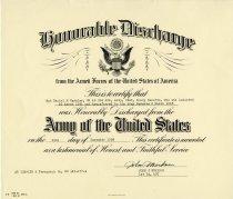 Image of 2014.088.024 - Certificate, Commemorative