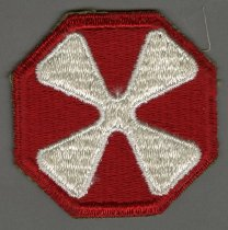 Image of 2014.088.031 - Patch, Military