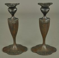 Image of 1930.021.001 - Candlestick