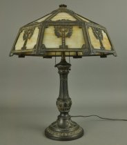 Image of 1953.195.001 - Lamp, Table