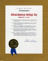 Image of 2014.004.250 - Proclamation