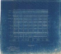 Image of 1975.001.019 - Blueprint
