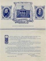 Image of 1950.193.001 - Flier