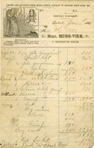 Image of 1952.203.001 - Statement, Financial