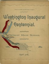 Image of 1953.194.001 - Program