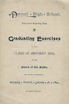Image of 1958.275.003 - Program