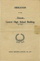 Image of 1959.138.009 - Program