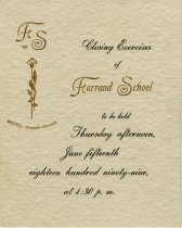 Image of 1960.180.006 - Program