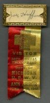 Image of 2014.144.115 - Ribbon, Commemorative