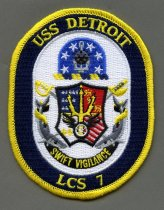 Image of 2015.029.001 - Patch, Military