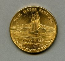 Image of 2015.038.088 - Coin, Commemorative