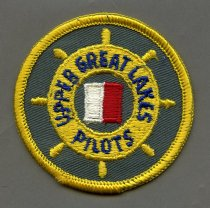Image of 2015.038.093 - Patch, Insignia