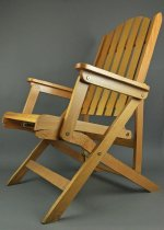 Image of 2016.009.001 - Chair, Reclining