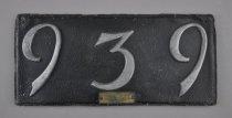 Image of 1959.234.001 - License, Transportation