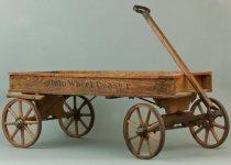 Image of 2016.152.001 - Wagon, Child's