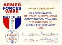 Image of 2017.012.018 - Certificate, Achievement