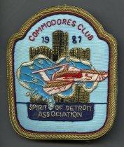 Image of 2017.001.012 - Badge, Insignia