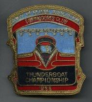 Image of 2017.001.015 - Badge, Insignia