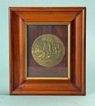 Image of 2017.064.005 - Medal, Commemorative