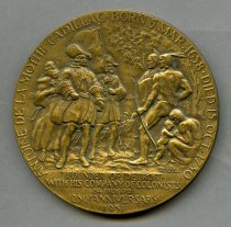 Image of 2017.064.006 - Medal, Commemorative