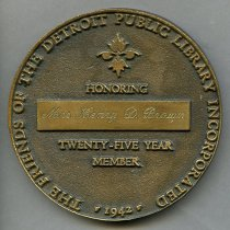 Image of 2017.064.007 - Medal, Commemorative