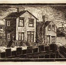 Image of 'Old Houses' - Victoria - MacDonald, J. A. S.