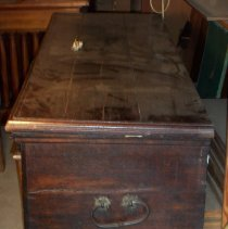 Image of 2003.1.51 - Chest, Blanket