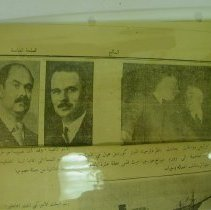 Image of 2003.36.26a-g - Newspaper