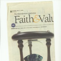 Image of Faith and Value