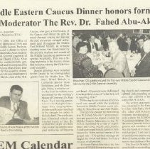 Image of 2004.30.01c - Newspaper Clipping