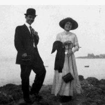 Image of Hannah Sabbagh Shakir, 1913
