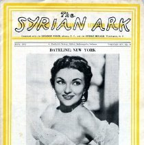 Image of Syrian Ark, cover