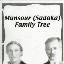 Image of 2014.13.03 - Family Tree
