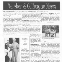 Image of Newsletter Article