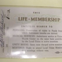 Image of Membership Card