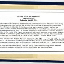 Image of 2007.07.17 - Commemorative Folder
