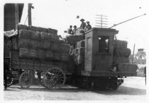 Image of 00121 - Bond Feed & Grain Wagon