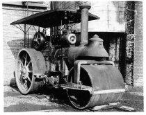 Image of 01742 - Steam Roller - Llanerch Power Station