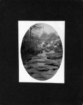 Image of 01834 - Rock bed and creek