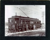 Image of 01844 - West Chester Trolley
