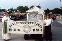 Image of 1997 Haverford Twp Day Parade Float