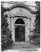 Image of 01327 - Maryland Woods   Front Entrance