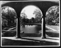 Image of 1368 - View of Pool from Pool House Allgates