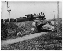 Image of 00189 - PA R. R. Train