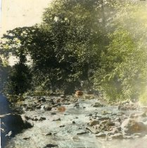 Image of Cobbs Creek Below Powder Mill