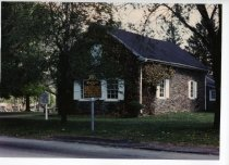 Image of 00352 - Old Haverford Friends Meeting House